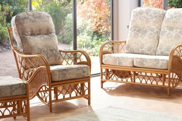 oslo walnut chair flora set